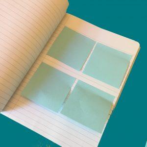 Sticky Note Flip-Ups