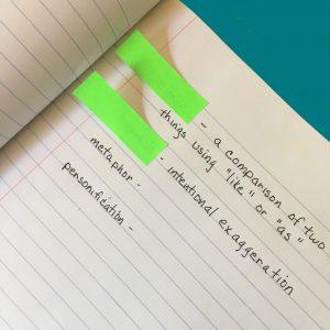 Sticky Note Study Buddy