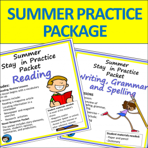 Summer Practice Package cover - sq