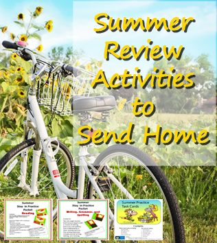Summer Review Activities