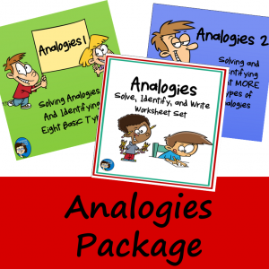 Analogies Package