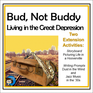 Bud Not Buddy Freebie - sq