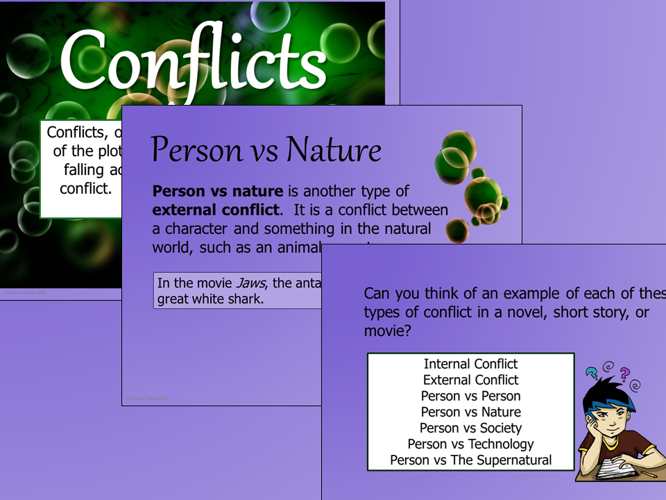 Conflicts - terms