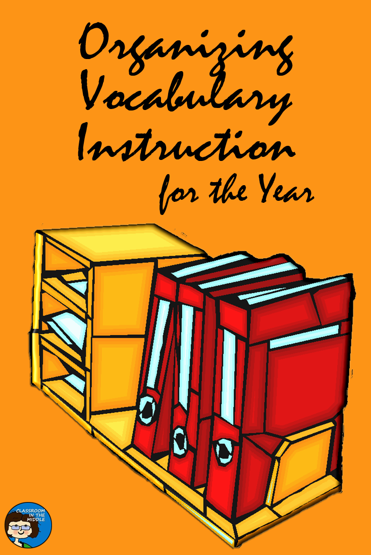 vocabulary instruction middle school