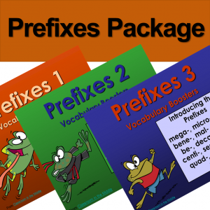 Prefixes Package