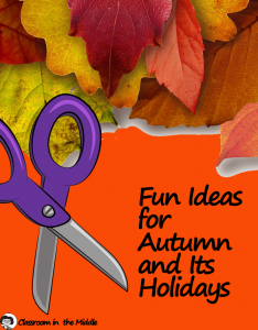 Fun Ideas for Autumn and Its holidays pin
