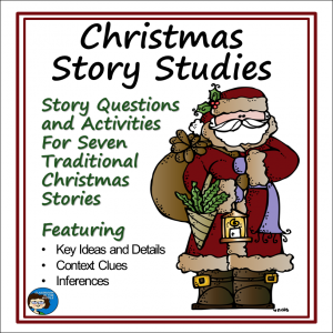 Christmas stories - lessons