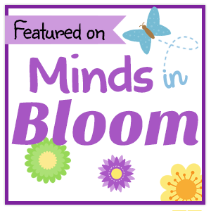 Featured on Minds In Bloom Button copy