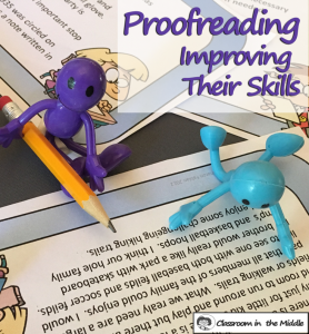Proofreading - Improving Their Skills