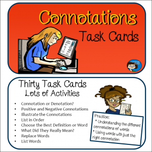 Connotations Task Cards sq cover