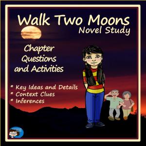 Walk Two Moons Novel tudy