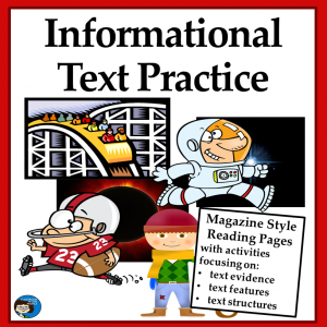 Informational Text practice
