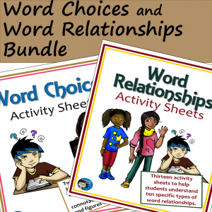 Word Choices and Word Relationships