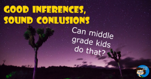 Good Inferences, Sound Conclusions