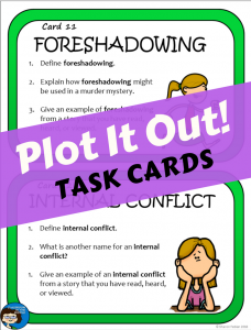 Plot It Out! Task Cards