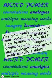 Expanding Vocabulary Instruction