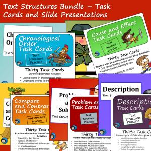text structures bundle