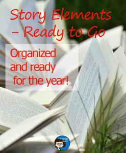 Story elements post - pin copy