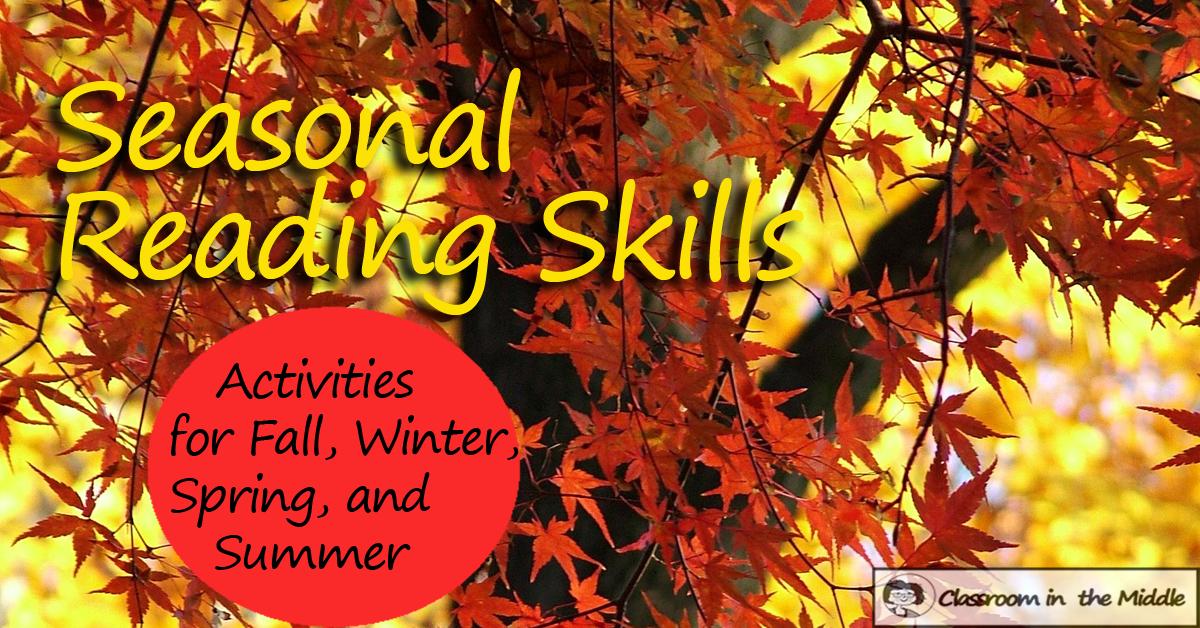 Seasonal Reading Skills