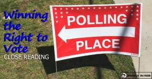 Winning the Right to Vote