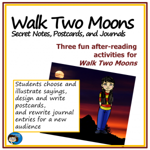 Walk Two Moons Free Resource