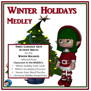 Winter Holidays Medley