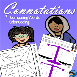 Connotations Freebie