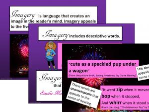 Imagery Slide Presentation
