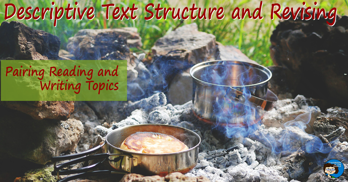 Descriptive Text Structure and Revising