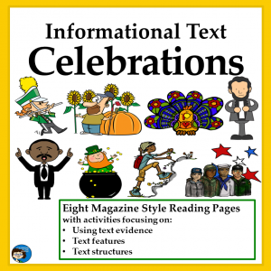 Informational Texts Celebrations