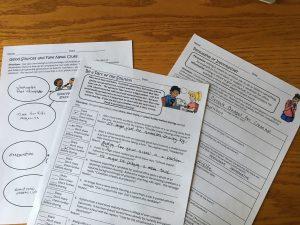 Media Literacy Activity Sheets
