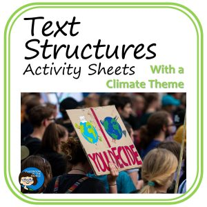 Text Structures Free Activities