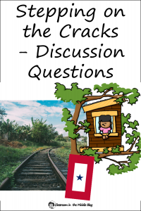 Stepping on the Cracks Discussion Questions