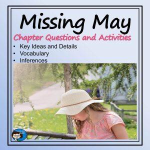 Missing May Novel Study