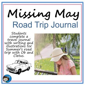 Missing May Road Trip Journal